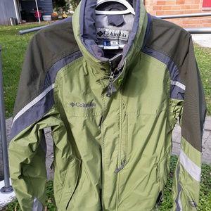 Columbia Vertex omni-SHIELD Coat Mens Large